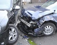 Groźny wypadek na skrzyżowaniu Zgorzelickiej i Piłsudskiego