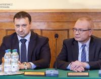 Wiceprezydenci Wendrowski i Zań z wypowiedzeniami. Dyrektor OSiRu stracił posadę