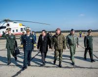 Delegacja Chińskiej Armii Ludowo – Wyzwoleńczej w 25BKPow.