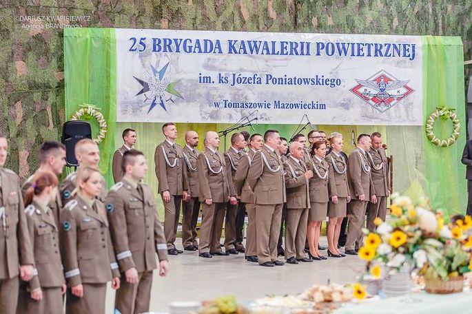 Bronisław Komorowski 25 Brygada 25 03 2015008