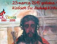 """Spektakl """"Brat naszego Boga"""" w kościele Św. Jadwigi Królowej"""