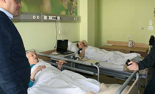 Już ponad 400 pacjentów Centrum Onkologii w Tomaszowie Mazowieckim (wideo)