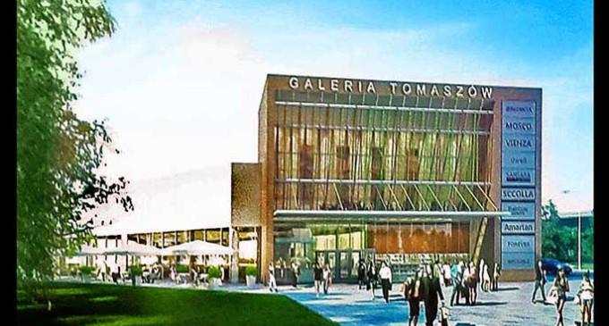 Galeria handlowa w Tomaszowie – spotkanie władz miasta i powiatu z inwestorem