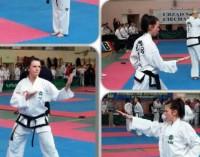 Tomaszowska policjantka z medalem w Pucharze Polski Taekwondo