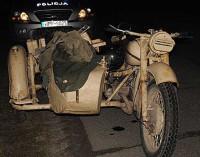 Grzybki, trawka, alkohol i zabytkowe motocykle
