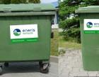 Już nie Veolia, a ENERIS Surowce. Nowe oznakowanie pojemników na odpady