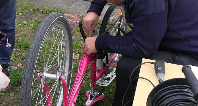 Od 5 kwietnia 2017 r. rusza znakowanie rowerów