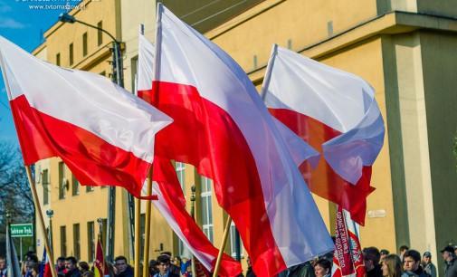 Majowe uroczystości w Tomaszowie Mazowieckim
