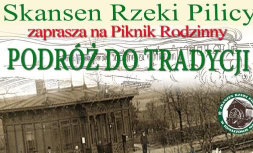 Skansen Rzeki Pilicy zaprasza na majówkę historyczną