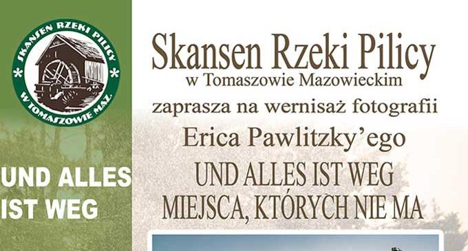 Skansen zaprasza na wystawę fotografii Erica Pawlitzky'ego