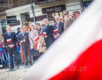 Święto Flagi RP w Tomaszowie Mazowieckim (ZDJĘCIA)