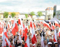 Oświadczenie KW Andrzeja Dudy ws. incydentu na pl. Kościuszki
