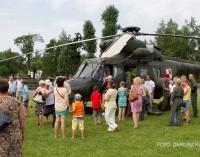 Święto tomaszowskich kawalerzystów z defiladą lądowo-powietrzną