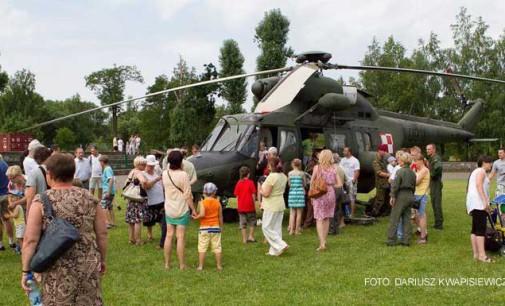 Uroczystości 15-lecia Kawalerii Powietrznej częścią Dni Tomaszowa (program)