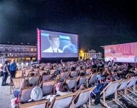 Kino na leżakach znowu na Placu Kościuszki!