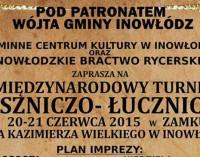 Moc atrakcji na II Międzynarodowym Turnieju Kuszniczo – Łuczniczym w Inowłodzu