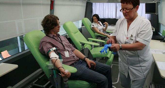 Prawie 7 litrów krwi dla potrzebujących