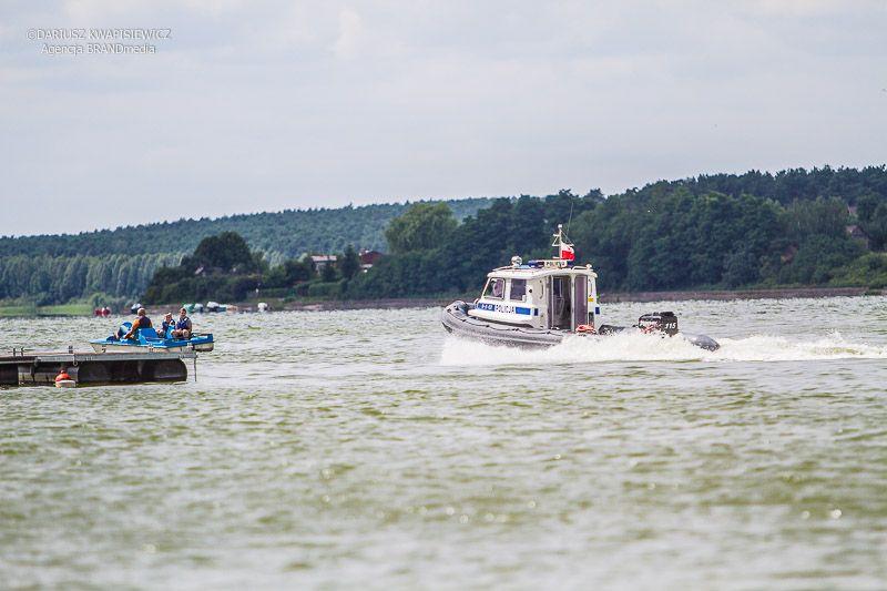 Policja konna i wodna 13 lipca 2012 zalew-463