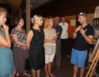 Wizyta studyjna przedstawicieli sektora publicznego i pozarządowego w Tomaszowie