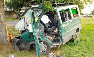 Dwa śmiertelne wypadki w gminie Ujazd