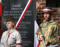 Uczcili 71. rocznicę wybuchu Powstania Warszawskiego