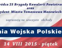 Dzień Wojska Polskiego na placu Kościuszki. Będą utrudnienia