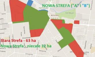 Mniejsza strefa oraz niższe kary i tańsze bilety. Zmiany w strefie płatnego parkowania w Tomaszowie Mazowieckim