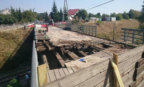 Rozpoczął się remont mostu w Białobrzegach. Będzie kładka dla pieszych