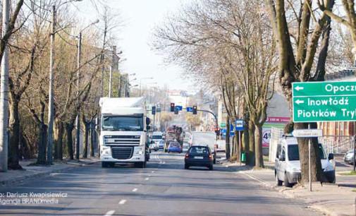 Przebudowa Warszawskiej coraz bliżej. Wyłoniono wykonawcę drogi 713 w Tomaszowie