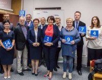 Platforma Obywatelska zaprezentowała kandydatów do Sejmu i Senatu (WIDEO)