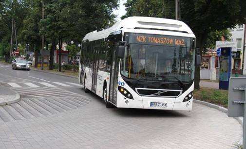 Będą hybrydowe autobusy i nowa baza MZK. Wnioski Tomaszowa najlepsze w woj. łódzkim