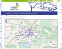 Sprawdź w aplikacji kiedy przyjedzie autobus. MZK w Tomaszowie wprowadził nową usługę
