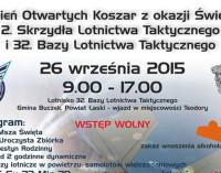 Dni Otwartych Koszar w 32. Bazie Lotnictwa Taktycznego w Łasku