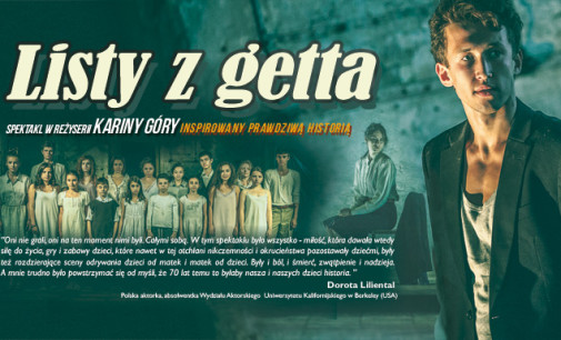 """Spektakl """"Listy z getta""""ponownie w Tomaszowie"""