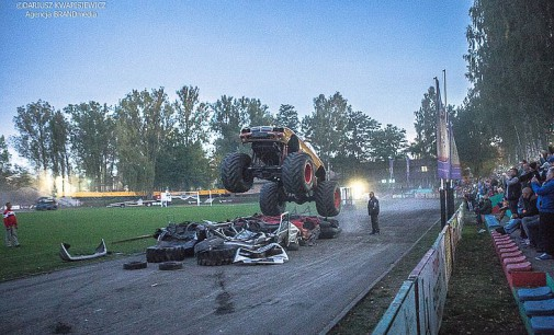 American Monster Truck Motor Show w Tomaszowie (ZDJĘCIA)