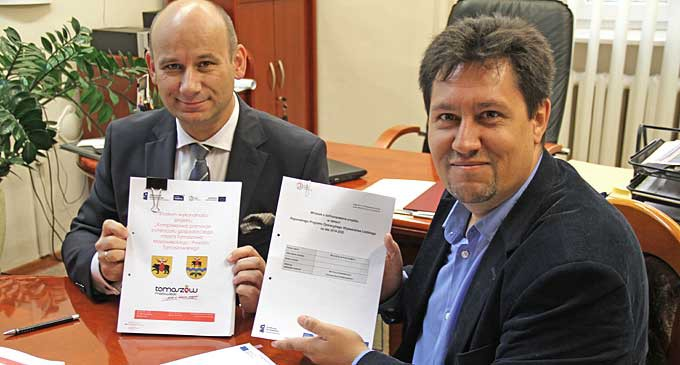 Tomaszów chce kupić nowe samochody ratownicze. Startuje również w konkursie na Promocję Gospodarczą Regionu