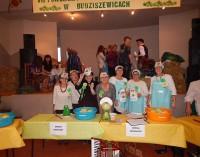 VIII Powiatowy Konkurs Kiszenia Kapusty w Budziszewicach za nami