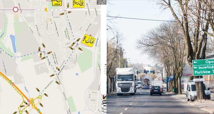 Rusza przebudowa ulicy Warszawskiej. Będą objazdy i zmiana rozkładu MZK (MAPKI, WIDEO)