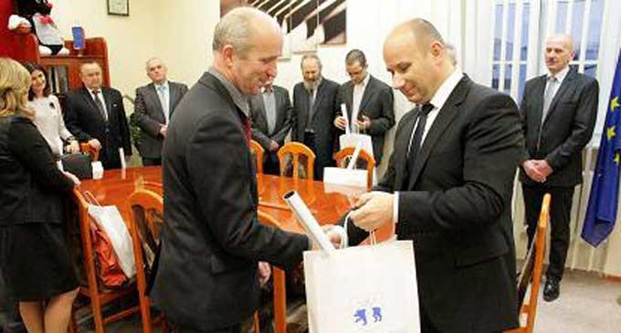 Tomaszowscy radni otrzymali tablety