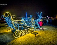 Iluminacja świąteczna na placu Kościuszki od 6 grudnia!