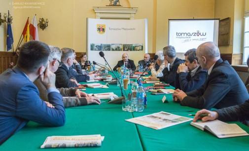 Przedsiębiorcy z Tomaszowa w Miejskiej Radzie Gospodarczej