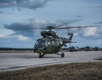 Szkolenie lotnicze 7 Dywizjonu Lotniczego i Powietrznej Jednostki Ewakuacji Medycznej