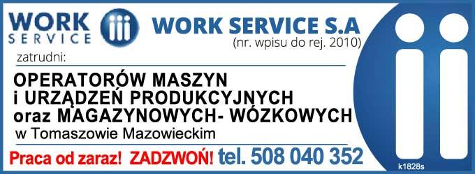 Praca Tomaszów Mazowiecki