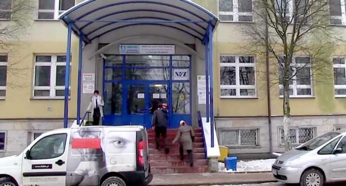 Zakaz odwiedzin w tomaszowskim szpitalu