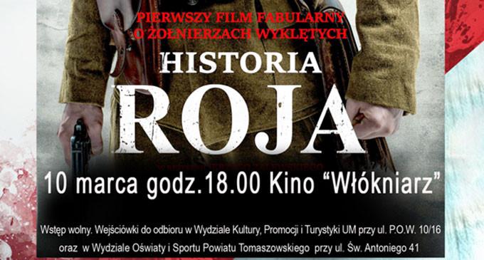 """""""Historia Roja"""" – darmowy pokaz filmu o Żołnierzach Wyklętych we Włókniarzu"""