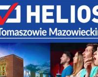 Helios poszukuje pracowników do nowego kina, które powstanie w Galerii Tomaszów!