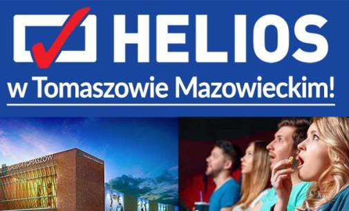 Kino Helios w Galerii Tomaszów! (WIDEO)