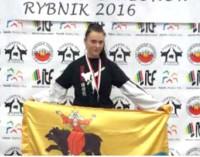 Marta Mysur ponownie na podium