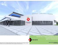 9 ofert na budowę zadaszonego toru lodowego w Tomaszowie