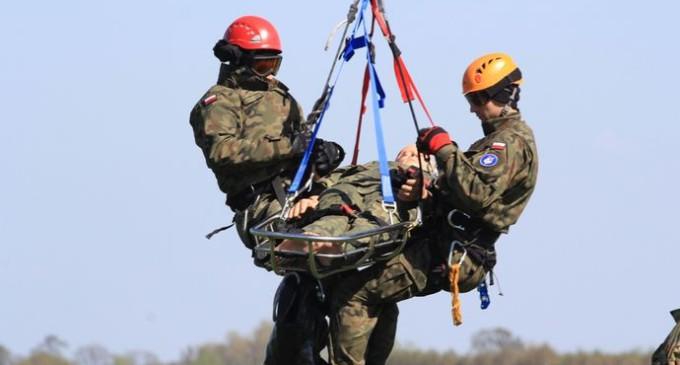 Kurs aeromedyczny 25 Brygady Kawalerii Powietrznej